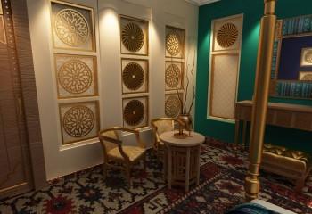 Decorative Gypsum Board Wall Cladding